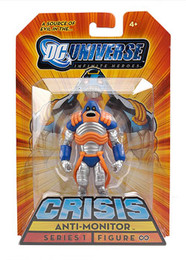 DC Universe Crisis Anti-Monitor Action Figure SDCC 2009 Exclusive
