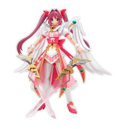 Duel Maid Girl's Weapons: Burnetta DX PVC Figure