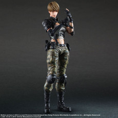 Appleseed Alpha: Deunan Play Arts Kai Action Figure