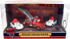 Disney/Pixar Cars Rescue Mater 3-Pk SDCC 2009 Exclusive