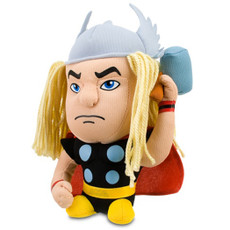 Marvel Super Deformed Thor Doll Plush