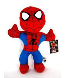 "Marvel Heroes Spiderman 14"" Doll Plush"