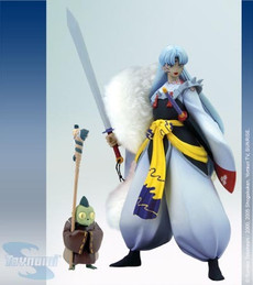 InuYasha: Sesshomaru & Jaken Action Figure 2005 Convention Exclusive