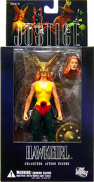 Justice League Alex Ross: Hawkgirl Series 6 Action Figure