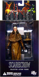 Justice League Alex Ross: Scarecrow Series 6 Action Figure
