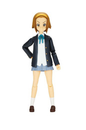 K-On! Ritsu Tainaka Mobip No. 06 Action Figure