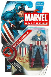 Marvel Universe Captain American Series 02 #008 Action Figure