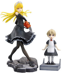 Monster Princess: Hime & Frandol Diorama PVC Figure