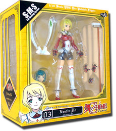 My Otome: Erstub Ho/Tomoe Marguerite (Core Robe Ver) Action Figure