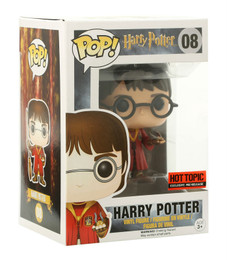 Harry Potter: Harry Potter Funko POP (Quidditch) Vinyl Figure Hot Topic Exclusive