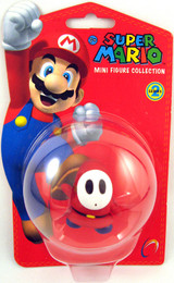 Nintendo Super Mario 2 inches Shy Guy Mini Figure