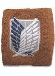 Attack on Titan Scout Regiment Anime Cosplay Sweatband