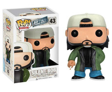 Silent Bob Funko POP Movie Vinyl Figure