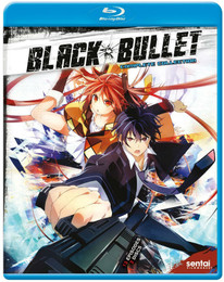Black Bullet: Complete Collection Blu-Ray