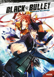Black Bullet Complete Collection DVD