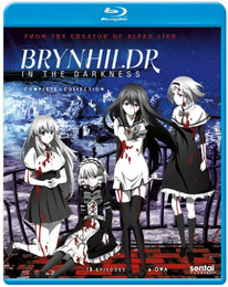 Brynhildr In the Darkness: Complete Collection Blu-Ray