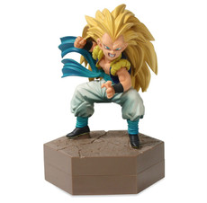 Dragon Ball Z Kai DXF Fighting Combination Super Saiyan Gotenks Action Figure