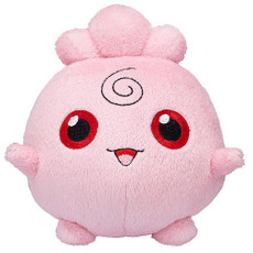 Pokemon Diamond & Pearl Lgglybuff Doll Plush