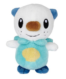 Pokemon Black & White Oshawott Doll Plush