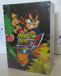 Dragon Ball GT Box Set: Lost Episodes DVD (Disc 1-5)