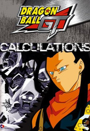 Dragon Ball GT: Calculations Vol. 9 DVD