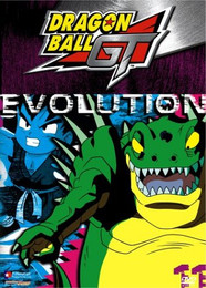 Dragon Ball GT - Shadow Dragon: Vol. 11 Evolution DVD