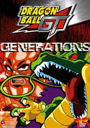 Dragon Ball GT Vol. 15: Generations DVD