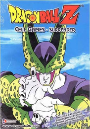 Dragon Ball Z - Cell Games: Surrender DVD (Uncut Edition)
