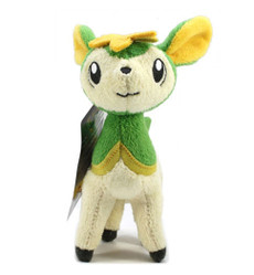 Pokemon Black & White Deerling Doll Plush
