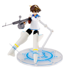 Strike Witches: Yoshiko Mobip No. 07 Action Figure