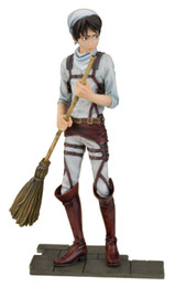 Attack on Titan: Eren Yeager DXF Cleaning Version Figure