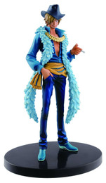 One Piece 15th Anniversary Edition Sanji DXF Figure