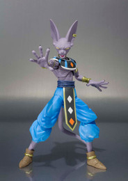 Dragon Ball Z: Beerus S.H. Figuarts Action Figure