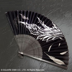 Final Fantasy Advent Children: Sephiroth (Hand Size) Fan