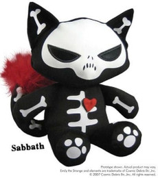 Skele Posses Sabbath Doll Plush