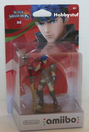 Super Smash Bros Series: Ike amiibo Figure (US Edition)