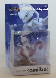 Super Smash Bros Series: Mewtwo Amiibo Figure (US Edition)
