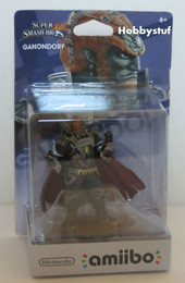 Super Smash Bros Series: Ganondorf Amiibo Figure (US Edition)