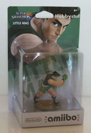 Super Smash Bros Series: Little Mac amiibo Figure (US Edition)