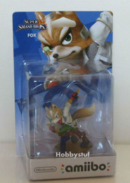 Super Smash Bros Series: Fox amiibo Figure (US Edition)