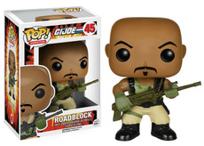 G.I. Joe: Roadblock Funko POP Vinyl Figure
