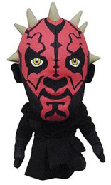 Star Wars Super Deformed Darth Manul Doll Plush