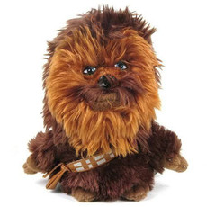 Star Wars Super Deformed Chewbacca Doll Plush