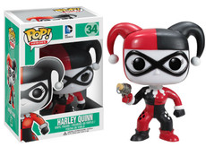 Batman: Harley Quinn Funko POP Vinyl Figure