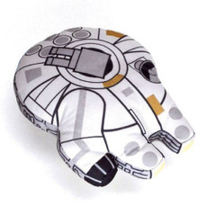 Star Wars Millennium Falcon SD Plush