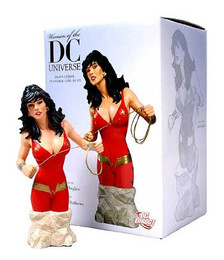 Women of The DC Universe Donna Troy Wonder Girl Bust