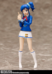 Aikatsu!: Aoi Kiriya (White Uniform Ver.) S.H. Figuarts Action Figure