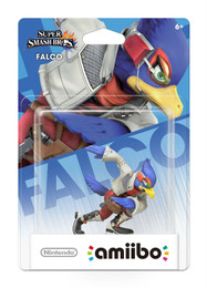Super Smash Bros Series: Falco amiibo Figure (USA Edition)