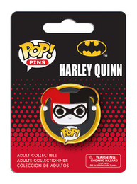 DC Universe Batman Harley Quinn POP Pins