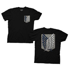 Attack on Titan Scouting Corps ADULT T-Shirt